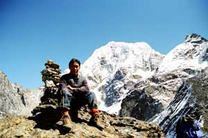 Everest High Passes - challenging trekking adventure