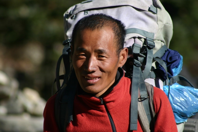 Trekking equipments list - Nepal, Himalaya