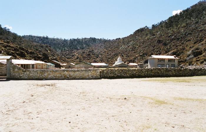 The Hillary school at Khumjung