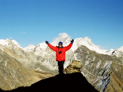 Everest Base Camp Trek for Over 50's
